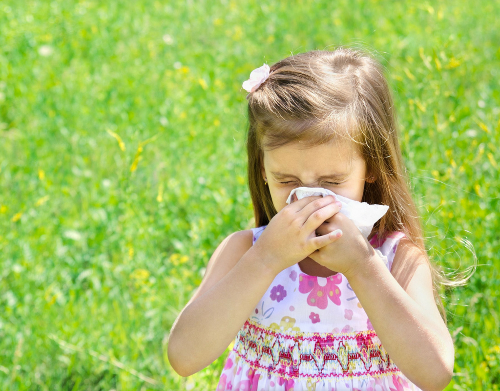 Seasonal Allergies – South Riding Pediatrics